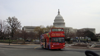 Washington D.C. bus tours around the Capitol