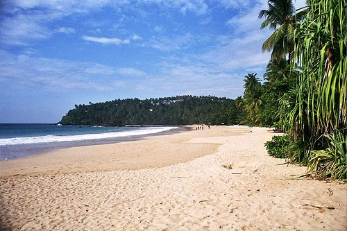 Galle Beach Sri lanka