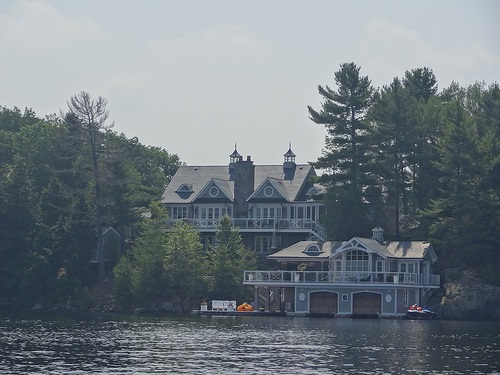 Muskoka Cottage Country