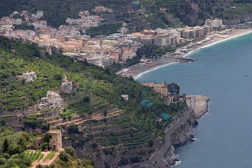 The Amalfi Coast, Italy
