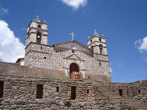 Vilcashuamán Church