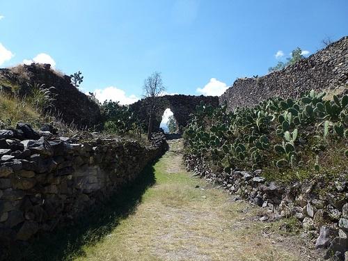 Wari Tomb Peru