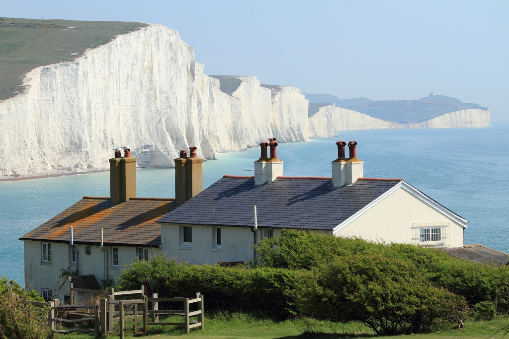 Seven Sisters cottages