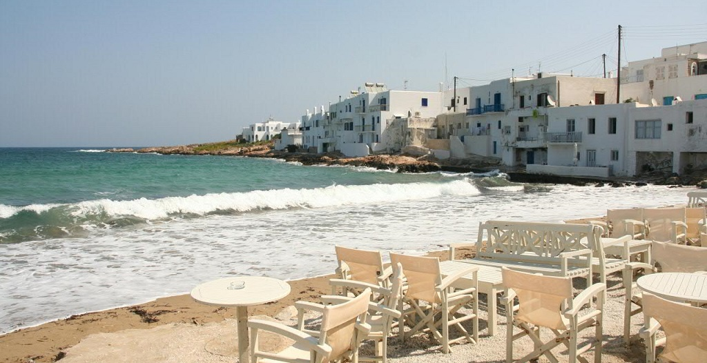 Paros, Greece; for family adventures
