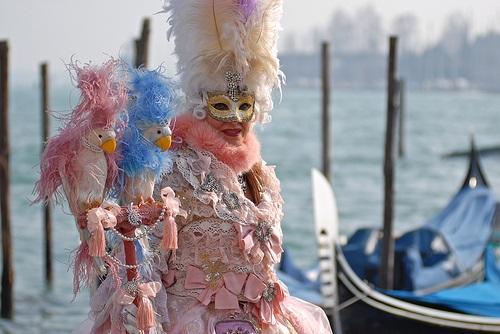 Costume for Venice Carnival
