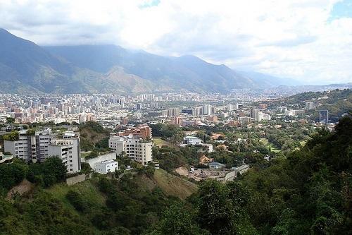 Caracas east side