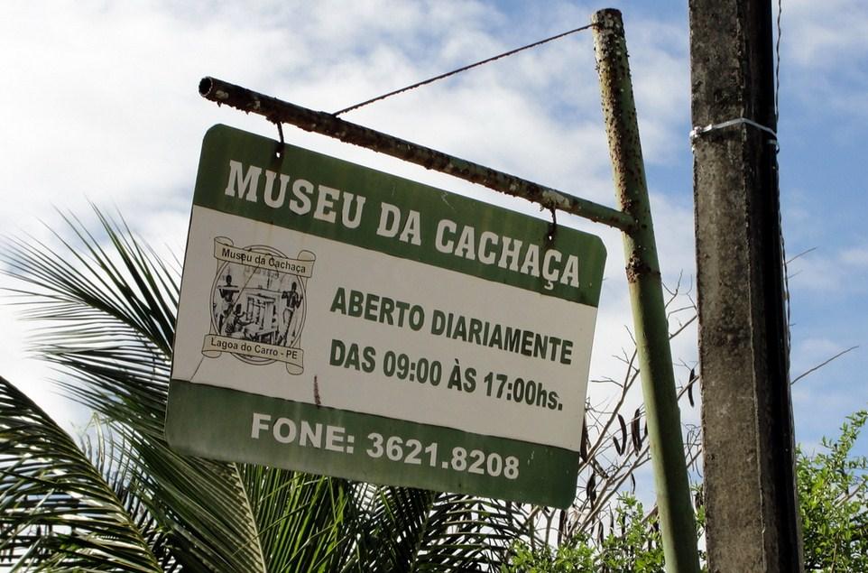 museu da cachaca