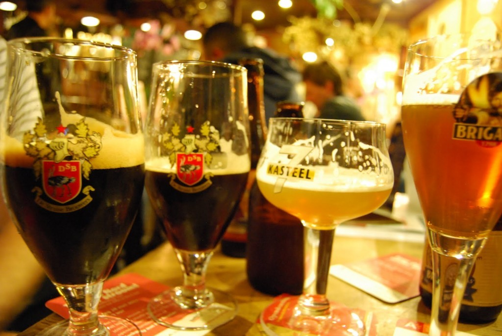 brussels beer tours