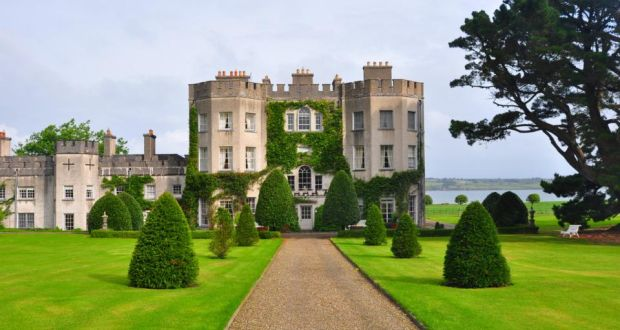 Glin Castle, County Limerick, Ireland