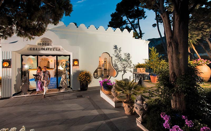 La Scalinatella, Capri
