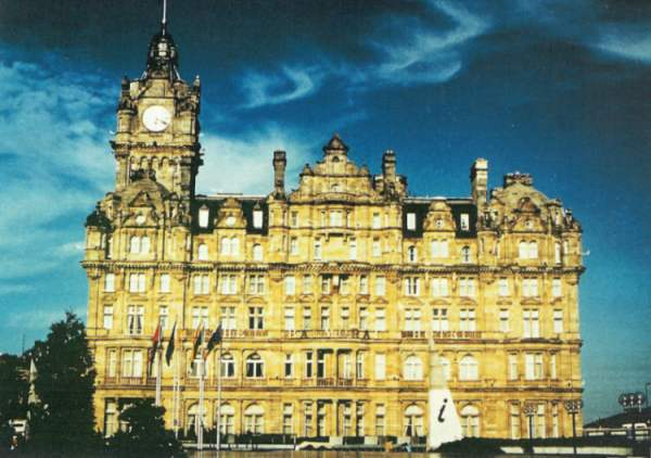 The Balmoral, Edinburgh, Great Britain