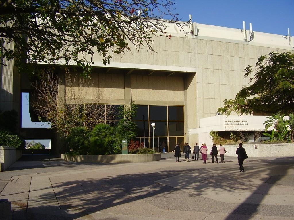 Museum of history of tel aviv