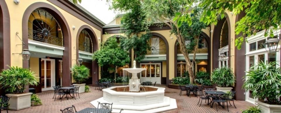 Hotel Mazarin New Orleans