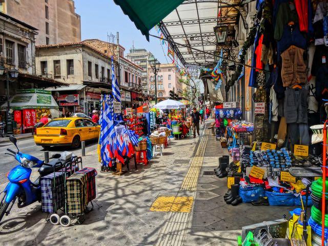 Athinas Street