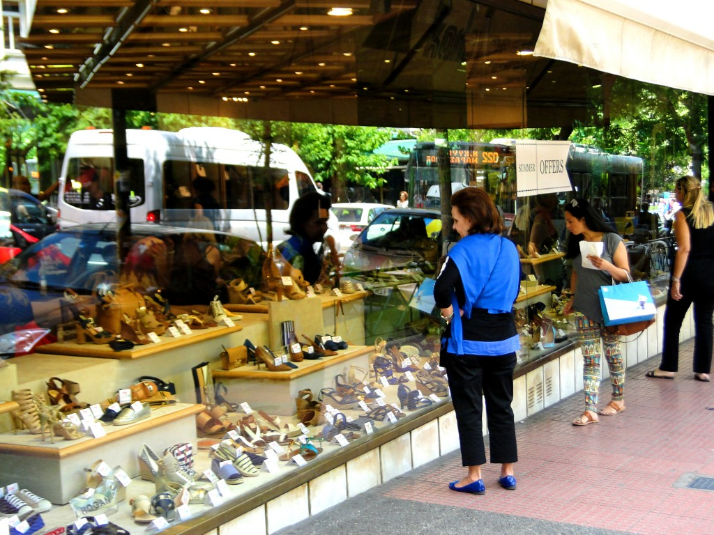 Best Shopping Places In Athens
