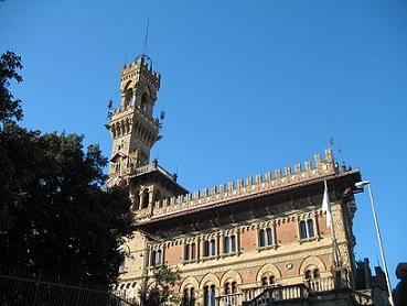 Genova Castello Mackenzie