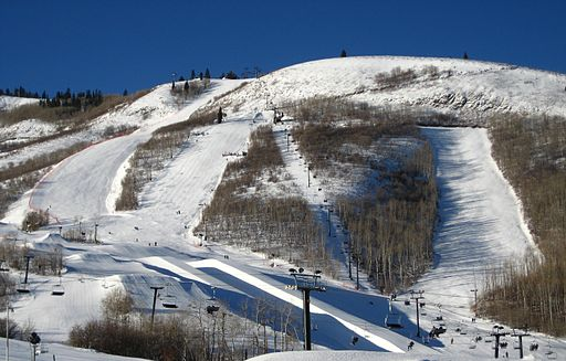 By Rudi Riet from Washington, DC, United States (Eagle Race Arena at Park City Mountain Resort) [CC-BY-SA-2.0], via Wikimedia Commons