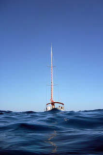Sailing in the Eastern Med