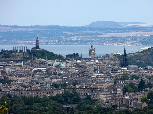 Coastal Edinburgh