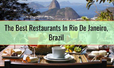The Best Restaurants In Rio De Janeiro, Brazil