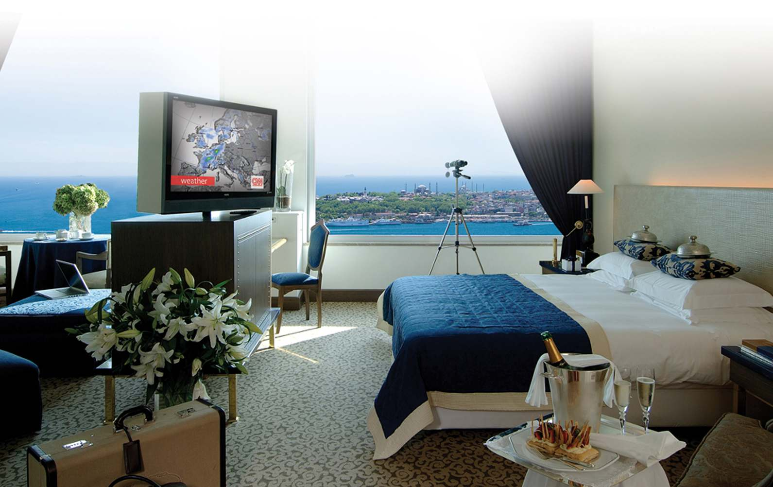 The Most Luxurious Hotels in Istanbul