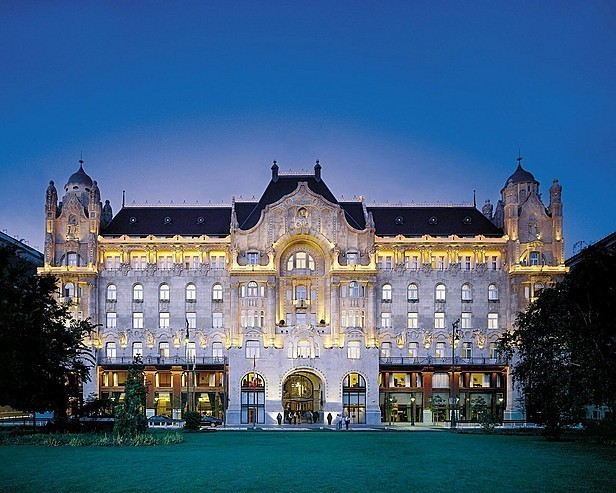 Four Seasons Hotel Gresham Palace, Budapest