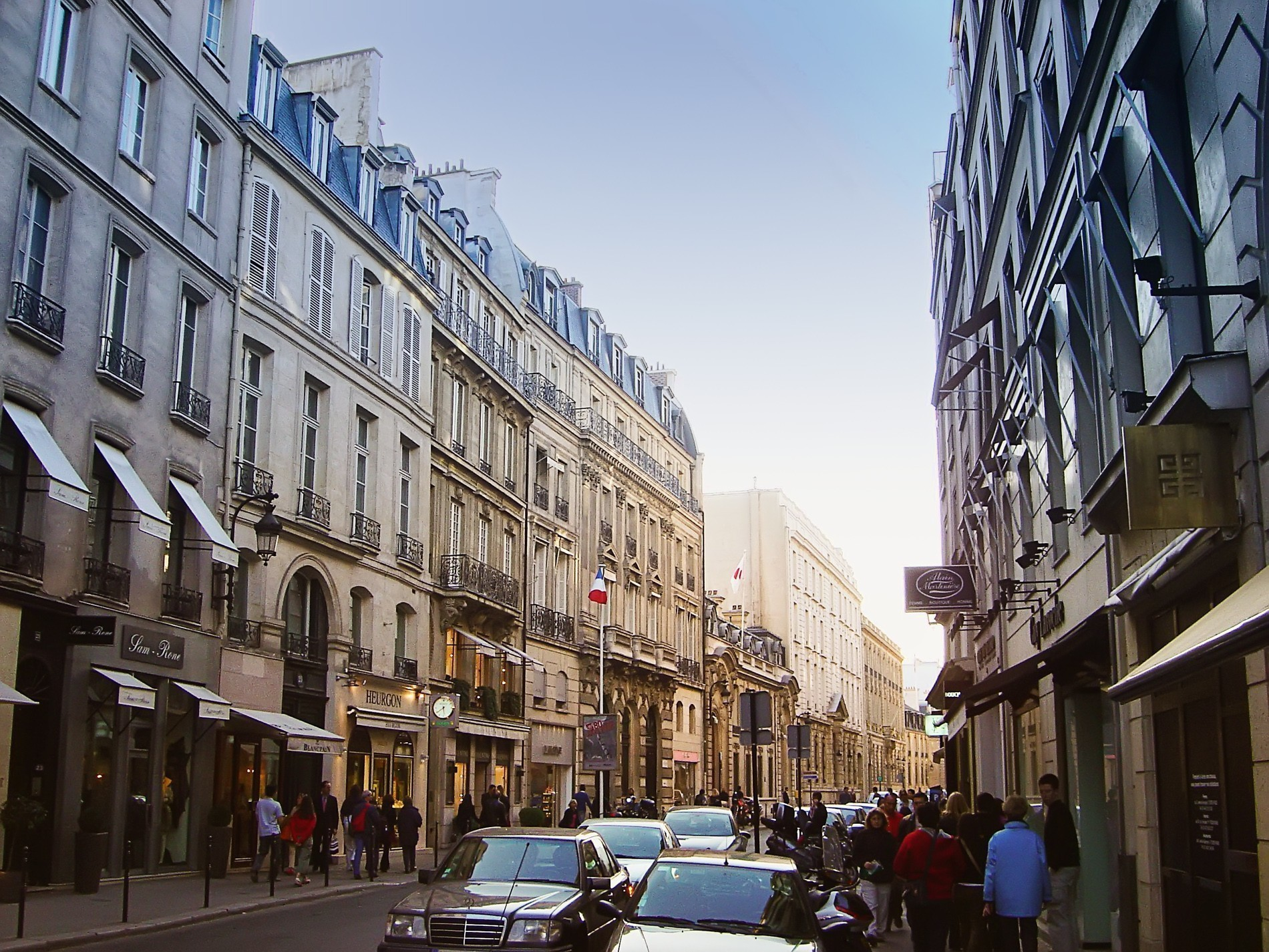 Here's Why People Travel To Paris To Shop
